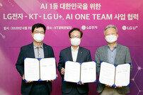 [비즈 트렌드] KT-LG전자-LG유플러스 'AI 동맹'