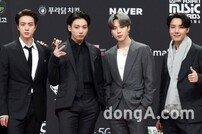 [DA:이슈] '2020MAMA' 방탄 8관왕, 발카논란無+수상남발 여전 (종합)