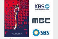 [DA:이슈] '내년 연기' 청룡영화상의 솔선수범, KBS·MBC·SBS 행보 주목