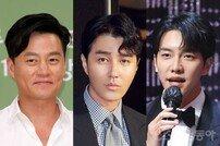 [DA:피플] '나영석 페르소나' 이서진·차승원·이승기, 배우로 웰컴백
