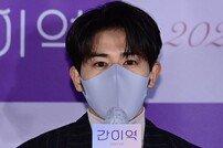 [포토] 김동준 '조각이 마스크를 썼네'