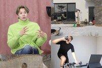 """[TV체크] '나혼자산다' 박은석 """"군대 다시 온 느낌"""""""