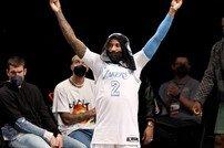 르브론·AD 빠진 레이커스, 하든 빠진 브루클린에 승리