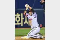 [포토] 한석현 '동점이 눈 앞이야!'