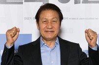 """[DA:피플] 안성기, 입원치료→건강 회복 """"평소 체력 관리"""" (종합)"""
