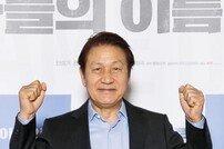 안성기, '국민배우'다운 맹렬한 무대 행보