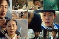 [TV북마크] '보쌈' 정일우♥권유리, 깊어진 로맨스…시청률↑ (종합)