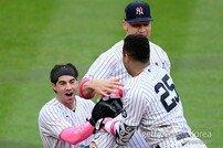양키스, 이틀 연속 끝내기 승… 홈 9연전 7승2패로 마무리
