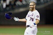 안타없이 끝내기 타점만 2번… NYM 루키 마제이카, MLB 새 역사