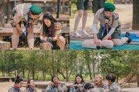 """'노는언니' 한송이 """"♥조동혁, 승부욕 커…100만원 걸고 내기도"""""""
