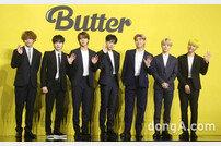 [DA:차트] 방탄소년단 'Butter' 멜론 2주 연속 주간 1위