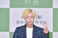 [DA포토] 박지훈, 만찢남의 브이~