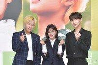 [DA포토] 박지훈·강민아·배인혁, 빛나는 비주얼