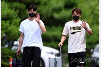 [포토] 이상민-조영욱, 도쿄올림픽 꼭 가고 싶어요