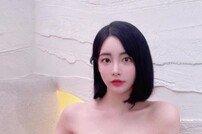 곽민선 아나, 러블리 오프 숄더♥