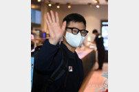 [포토] 김모세, 올림픽에서 값진 경험을 했어요