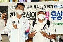 [포토] 우상혁, 한국 육상의 자랑!
