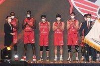[포토] 한국가스공사 농구단, 대구 연고 창단식