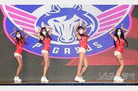 [포토] 한국가스공사 농구단 치어리더'