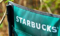 스타벅스에 핑크 가방만 있는 게 아니야, '캠핑 의자'도 있다고!
