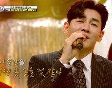 동료들의 뜨거운 눈물과 함께한 무대ㅠㅠ '한강 - 내 삶을 눈물로 채워도' | KBS 210724 방송