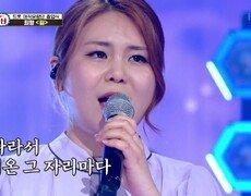 눈물을 머금고 열창한 마지막 무대... '최향 - 길' | KBS 210724 방송