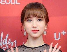 """트와이스 미나, 2월 日 팬 대상 행사 참여…JYP 측 """"호전 위해 노력 中"""" [공식]"""