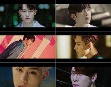'컴백' 갓세븐, 어둠을 비추는 비주얼…타이틀곡 MV 티저 공개