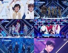 [TV북마크] '프로듀스X101' 순위 어떻게? 김현빈, 그룹 'X' 배틀 전체 1등