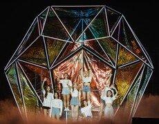 트와이스, 美 LA 더포럼 공연 매진…첫 미주 투어 성공적 포문