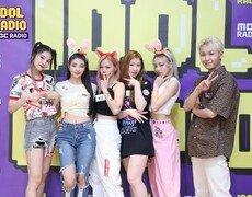 '아이돌 라디오' ITZY 유나, 비투비 덕분에 JYP 입성 '깜짝'