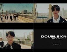 '컴백' 스트레이 키즈, 美 LA 로케 'Double Knot' 티저 공개