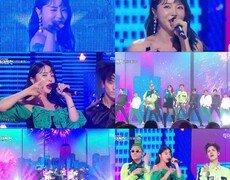 'MBC 가요대제전' 홍진영X노라조, 美친 텐션 콜라보