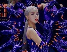 마마무 솔라, '뱉어' 티저 공개…핑거팁 퍼포먼스