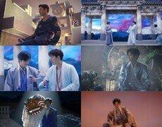지코X강다니엘 'Refresh', 한국의 아름다움 빛났다