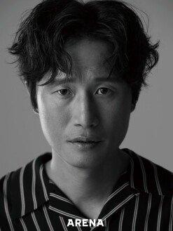 """'진범' 송새벽 """"완벽한 대본, 일기장 보는 느낌"""" [화보]"""