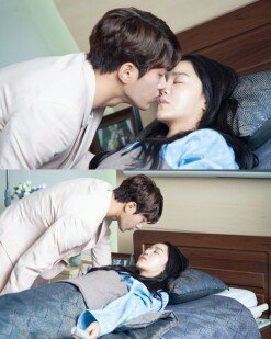 [DAY컷] 종영 D-DAY '단, 하나의 사랑' 신혜선♥김명수, 애틋 입맞춤의 의미