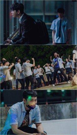 """[DA:클립] '미스터 기간제' 윤균상, 기간제 교사로 잠입 """"충격 비밀 공개될 것"""""""
