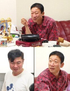 [DA:클립] '미우새' 임원희X정석용, 독립 로망 공개