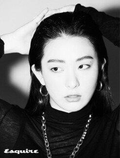 레드벨벳 슬기, 독특한 분위기…시크한 아우라 [화보]
