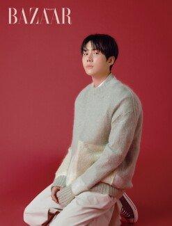 """'유령을 잡아라' 김선호 """"문근영 정직하고 열심히 해, 배울 점多"""" [화보]"""