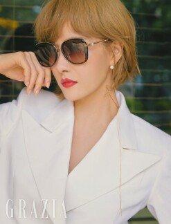 """김선아 """"배우로서의 삶, 의미 있고 소중해"""" [화보]"""