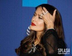 셀마 헤이엑, 영화제에서도 우아한 매력…믿기지 않는 동안미모 [포토화보]