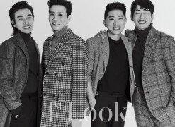 """'재결합' 태사자, 20년 공백 무색한 꽃미모 """"기적같아"""" [화보]"""