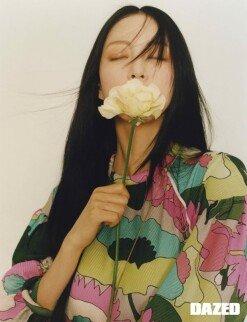 한예슬, 꽃보다 아름다운 비주얼[화보]