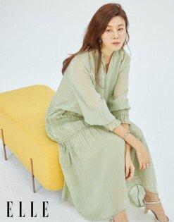 김하늘, 촬영장 압도한 세련 美 [화보]