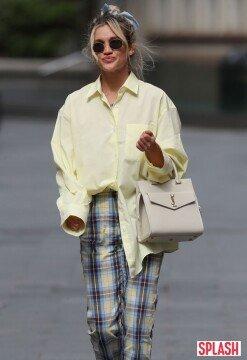 애슐리 로버츠, 넘치는 패션센스 '세련美' [포토화보]