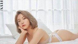 심으뜸, 오늘도 '엉뽕' 한 스푼→과감한 노출