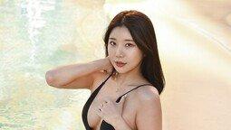 미스맥심 예리, LA 뜨겁게 달군 '국밥집 딸' 클래스