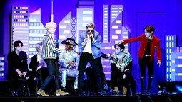 방탄소년단, 한국 아티스트 최초로 '놀라워'